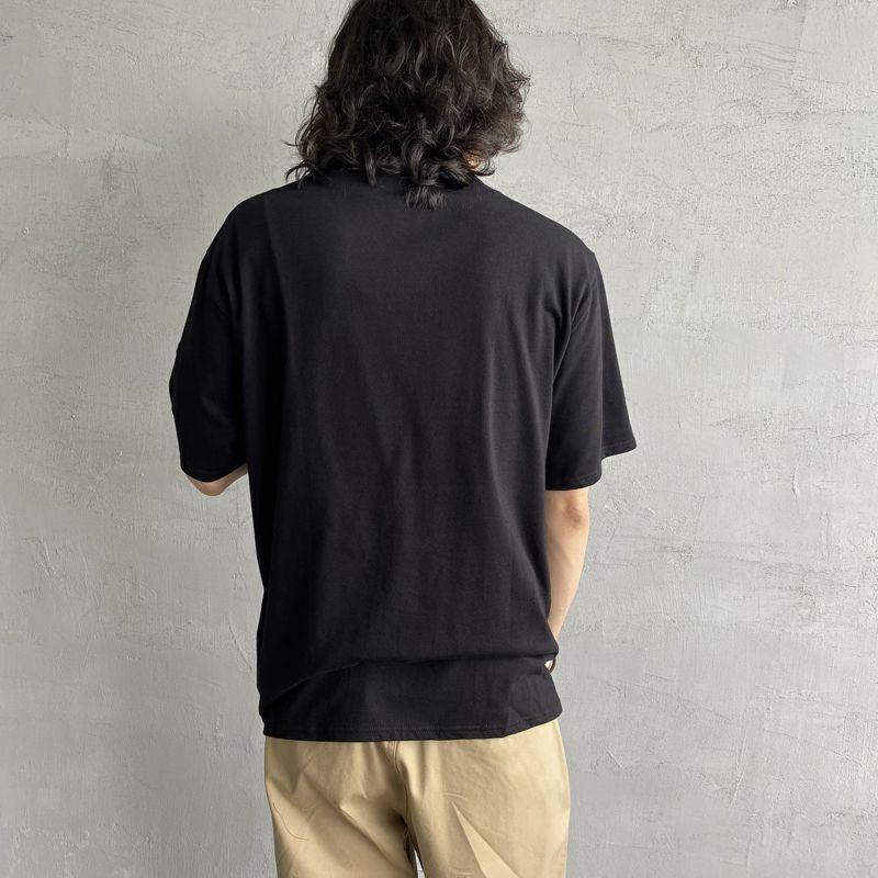 ST.JAMES [セントジェームス] ピリアックソリッドTシャツ [PIRIAC-SD] NOIR&&モデル身長:173cm 着用サイズ:4&&