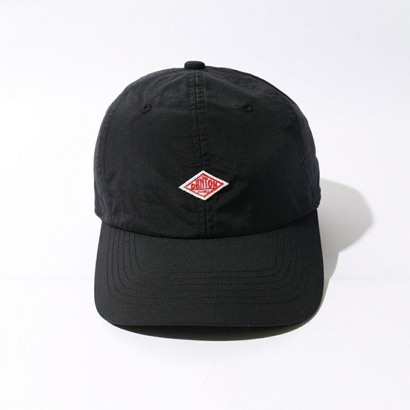 DANTON [ダントン] ナイロンタフタキャップ [JD-7144NTF] BLACK