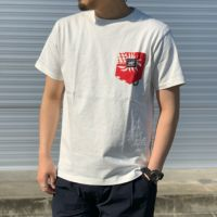 90 WHT/RED