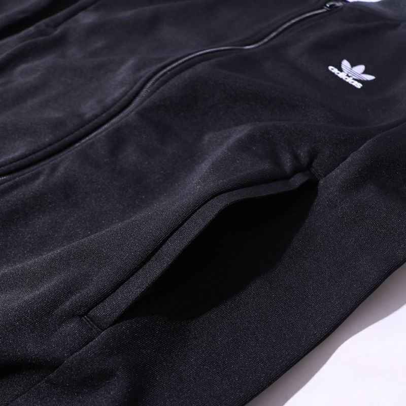 adidas Originals [アディダス オリジナルス] アディカラー クラシック PRIMEBLUE SST トラックジャケット(ジャージ) [GF0198] ブラック/ホワイト