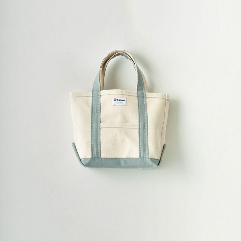 ORCIVAL [オーシバル] キャンバストートバッグ [RC-7060HVC] SAND BEIGE