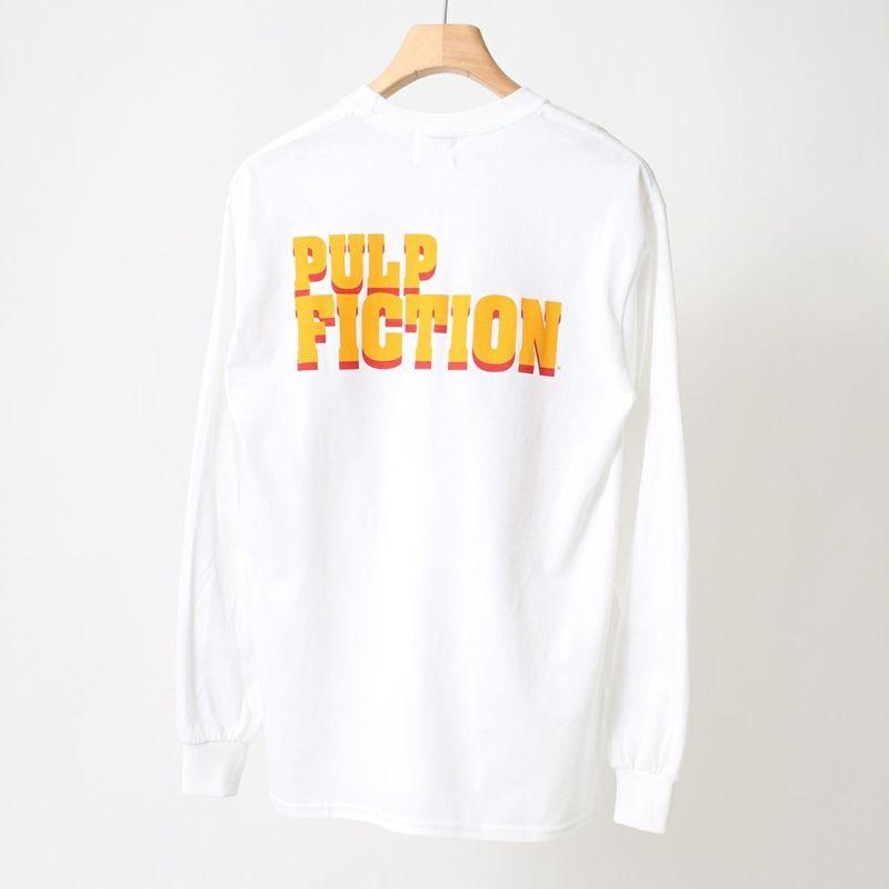 Bantam [バンタム] プリントTシャツ [PULP-07] WHITE