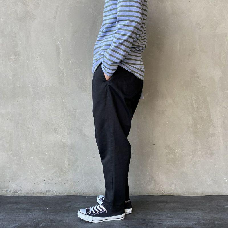61 BLACK&&モデル身長:170cm 着用サイズ:M&&