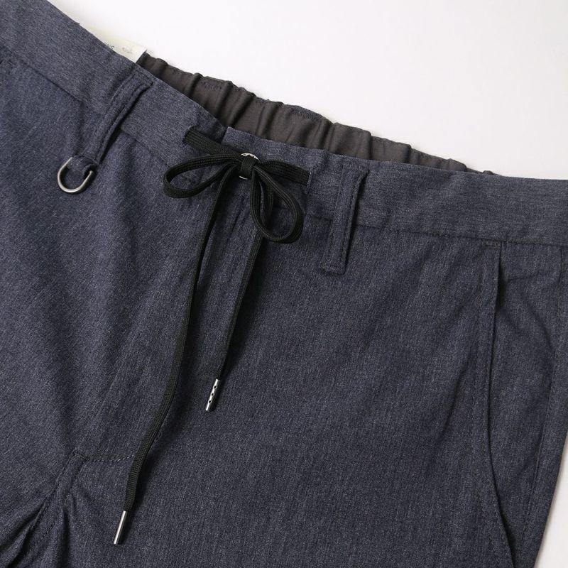 Jeans Factory Clothes [ジーンズファクトリークローズ] TC杢ストレッチアンクルトラウザー [JFC-212-037] 02 NVY