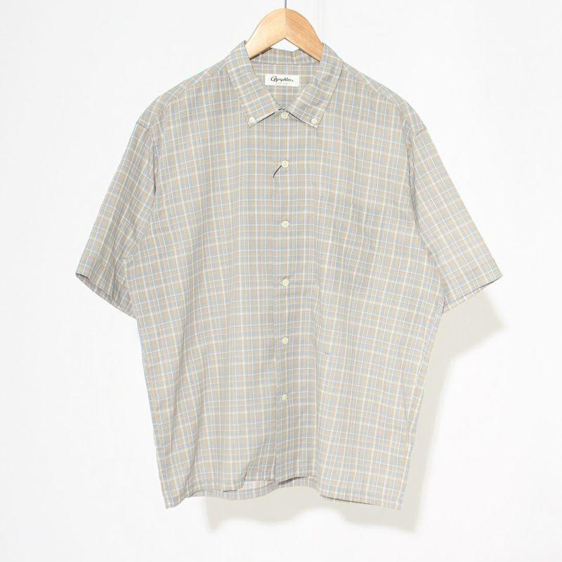 ジムフレックス T/C チェックシャツ