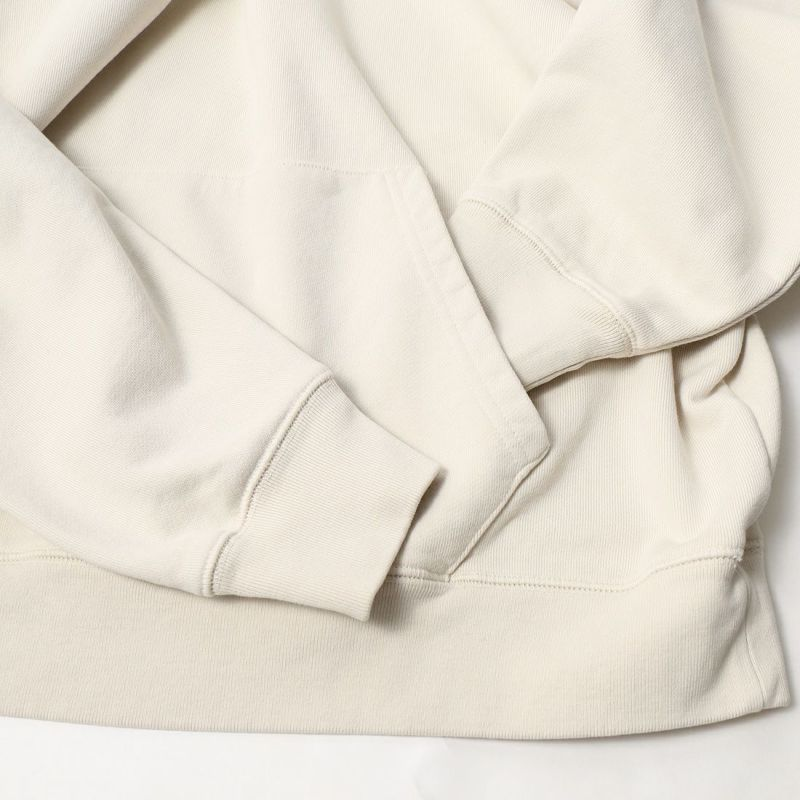 Jeans Factory Clothes [ジーンズファクトリークローズ] ヘビーウェイトスウェットパーカー [2121-418IN] NATURAL