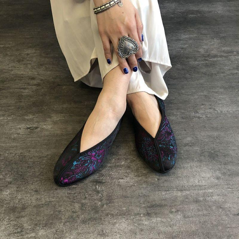 WUDAO [ウーダォ] 台湾カンフーシューズ [OZ] BLACK