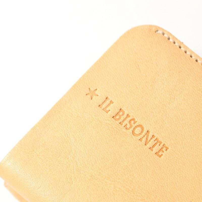 IL BISONTE [イルビゾンテ] レザーウォレット [54212306540] 20 ヌメ