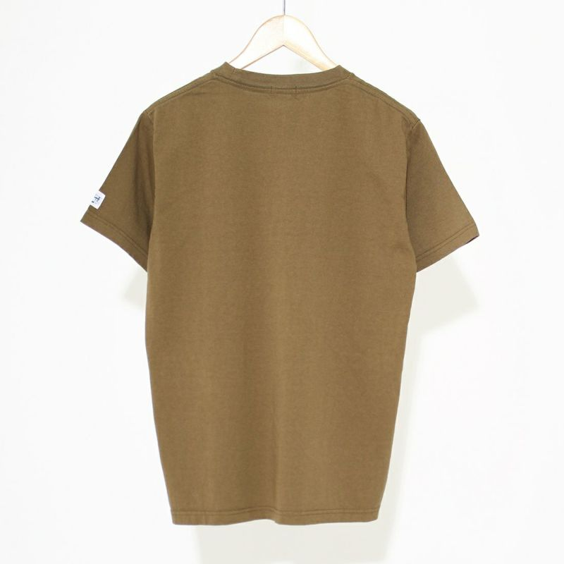 The Endless Summer [エンドレスサマー] SEA SIDE WALK Tシャツ [FH-1574322] 40 OLIVE