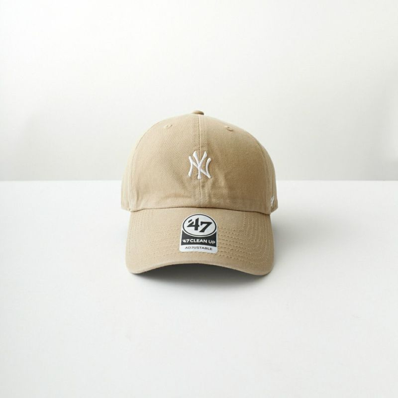 47 [フォーティーセブン] ヤンキース キャップ ベースランナー [BSRNR17GWS] GRY