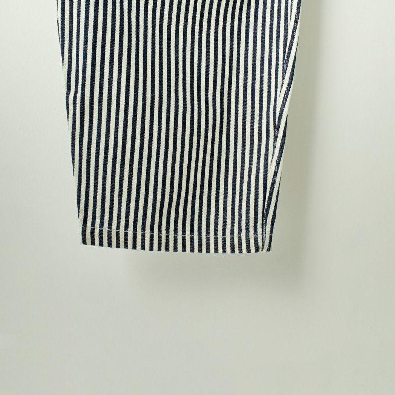 JAPAN BLUE [ジャパンブルー] シェフオーバーオール [J851151] KN&&モデル身長:173cm 着用サイズ:M&&