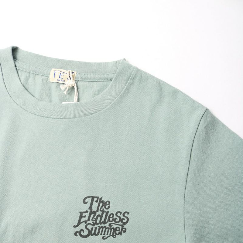 The Endless Summer [エンドレスサマー] THE ENDLESS SUMMER LOCAL Tシャツ [FH-1574326] 64 SAX