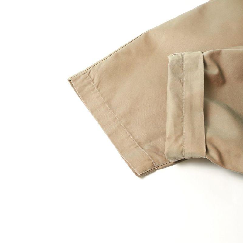 Commencement [コメンスメント] T/Cワイドパンツ [C-053] MOCHA