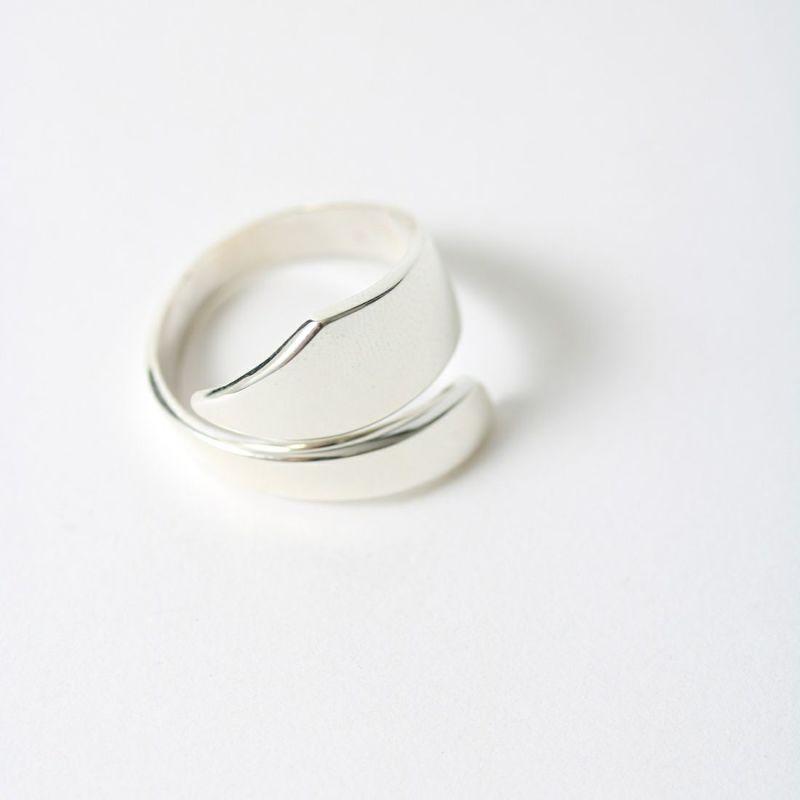 XOLO JEWELRY [ショロジュエリー] WINDING リング [XOR-03] SILVER