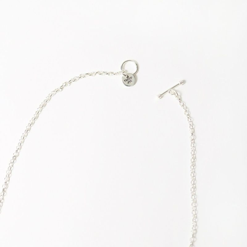 XOLO JEWELRY [ショロジュエリー] ROUND LINK ネックレス スモール [XON006-60] SILVER