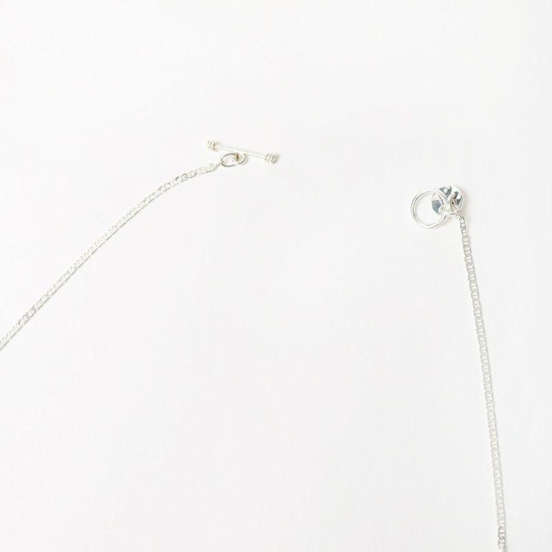 XOLO JEWELRY [ショロジュエリー] ANCHOR LINK ネックレス [XON003-60] SILVER