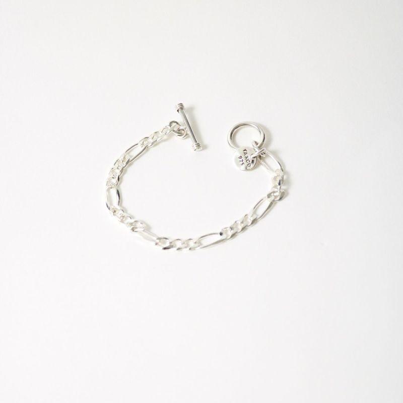 XOLO JEWELRY [ショロジュエリー] CLOW LINK スモール 6mm [XOB012-19] SILVER