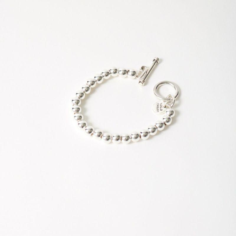 XOLO JEWELRY [ショロジュエリー] SPHERE LINK ブレスレット ミディアム [XOB031-19] SILVER