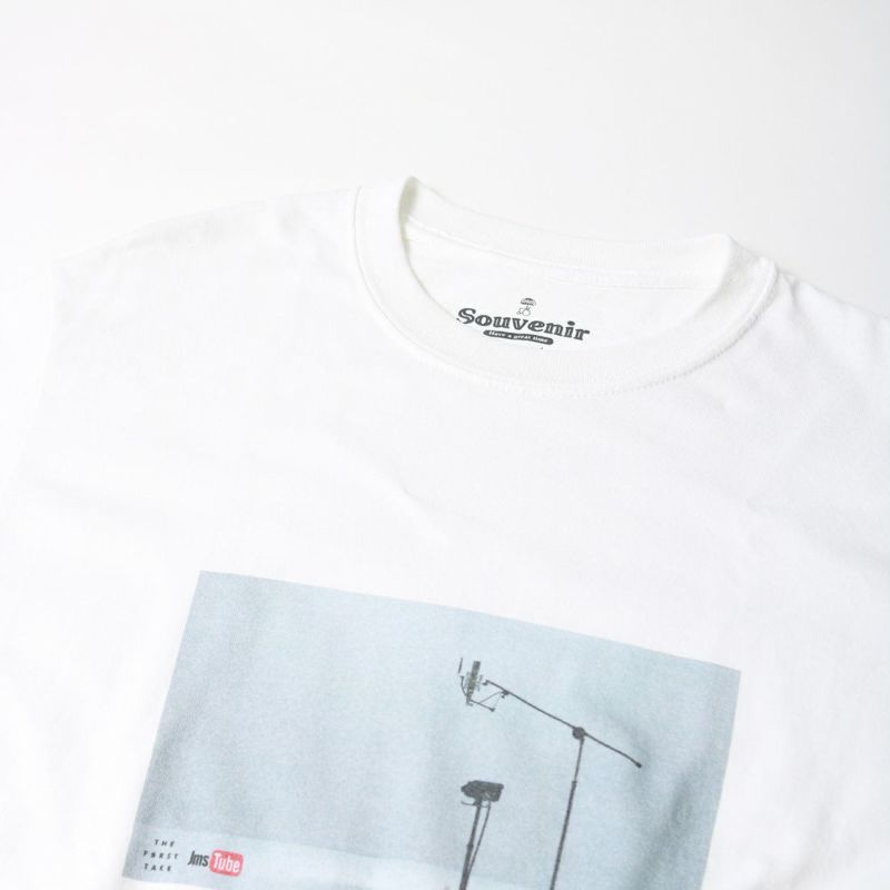 JACKSON MATISSE [ジャクソンマティス] THE FIRST TAKE Tシャツ [SS21AW10] WHITE