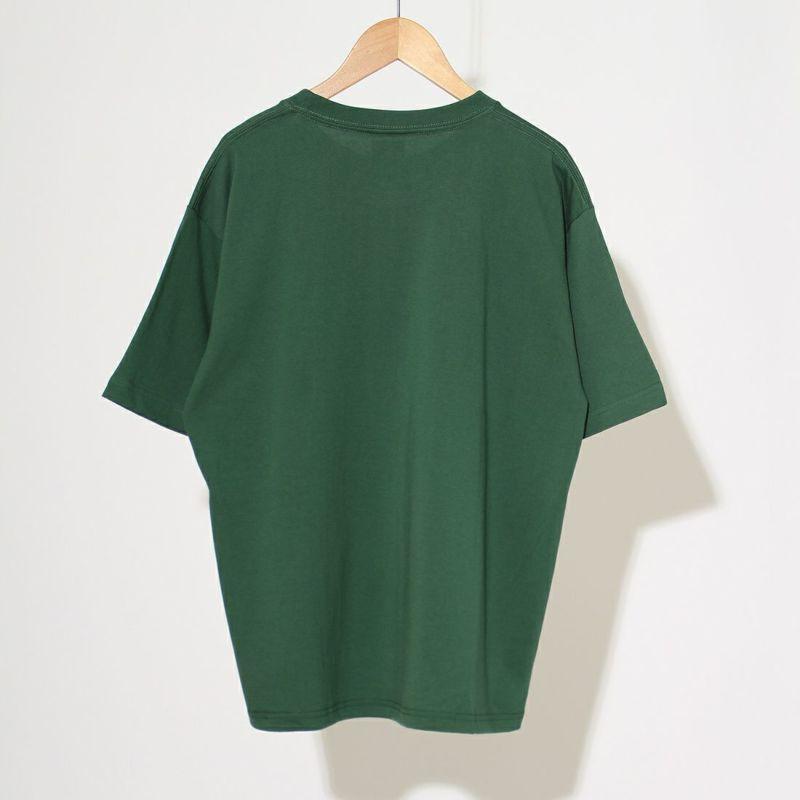 ALLUMER [アリュメール] プリントTシャツ [8246453] 400 IVY GR