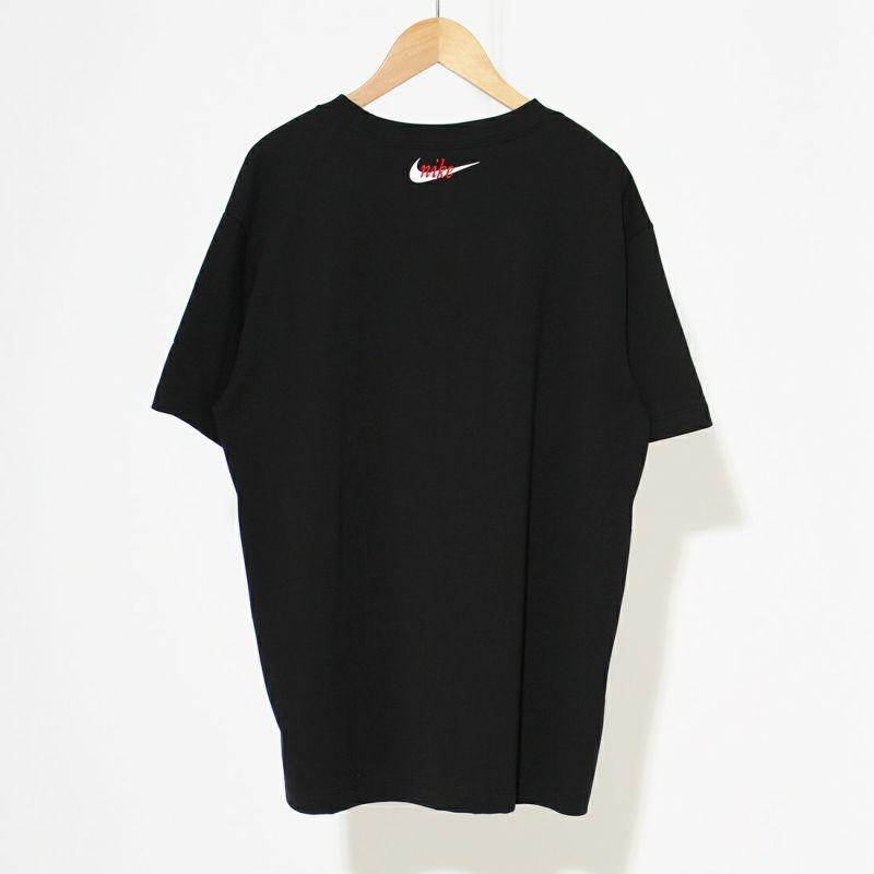 NIKE [ナイキ] ウィメンズ NSW BF スウィッシュ シーズナル ショートスリーブTシャツ [DJ1839] 010 ブラック