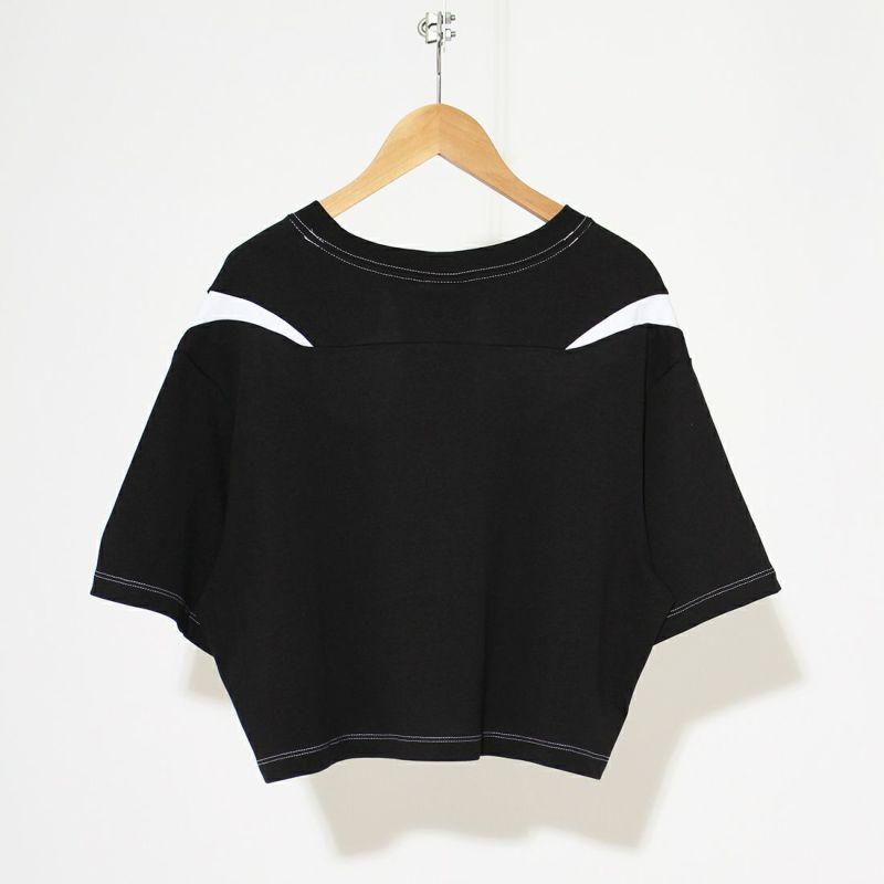 NIKE [ナイキ] ウィメンズ NSW スウィッシュ ショートスリーブTシャツ [DD5591] 010 ブラック/