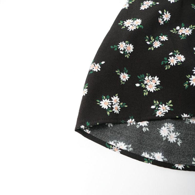 THE SHINZONE [ザ シンゾーン] フラワープリントスカート [21MMSSK07] 00 FLOWER