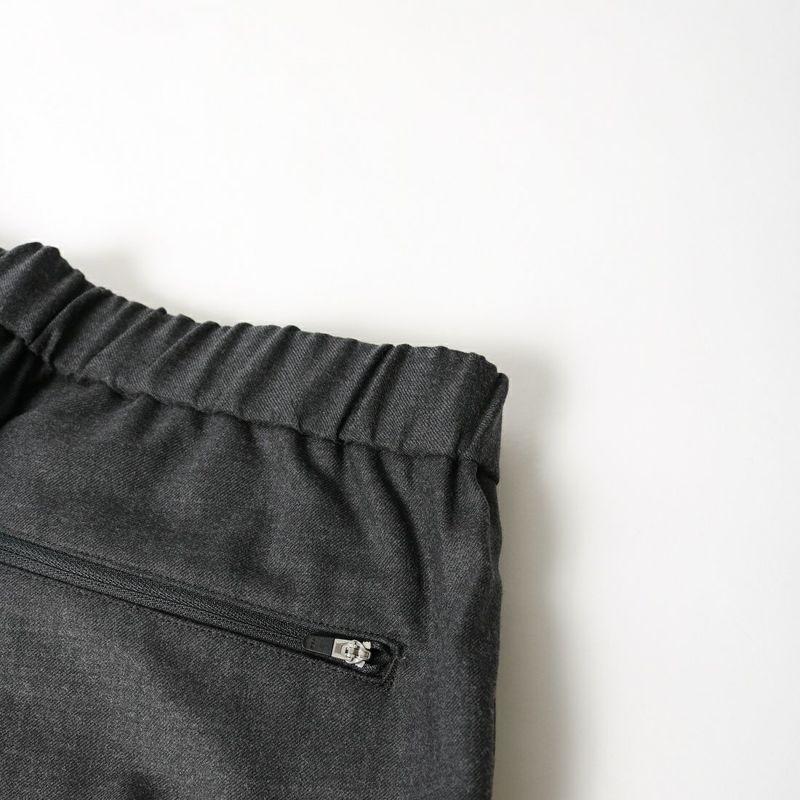 Noir Fabrik [ヌワールファブリック] T/Wバルーンイージーパンツ [BALLOON-M-213-02-IN] DK.GRAY