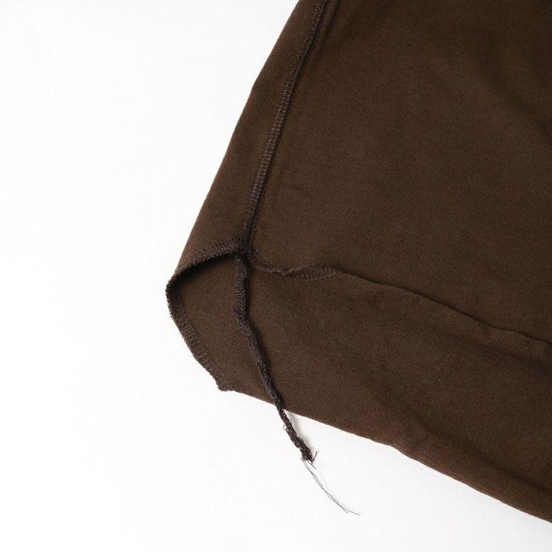have a good day [ハブアグッドデイ] ルーズロングスリーブTシャツ [HGD-038] BROWN