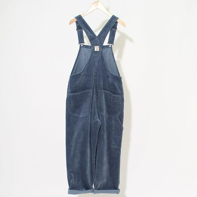 PICCADILLY [ピカデリー] 別注 オーバーオール [PYIN-OA002-JF] BLUE