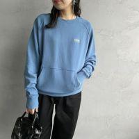 BLUE&&モデル身長:160cm 着用サイズ:F&&