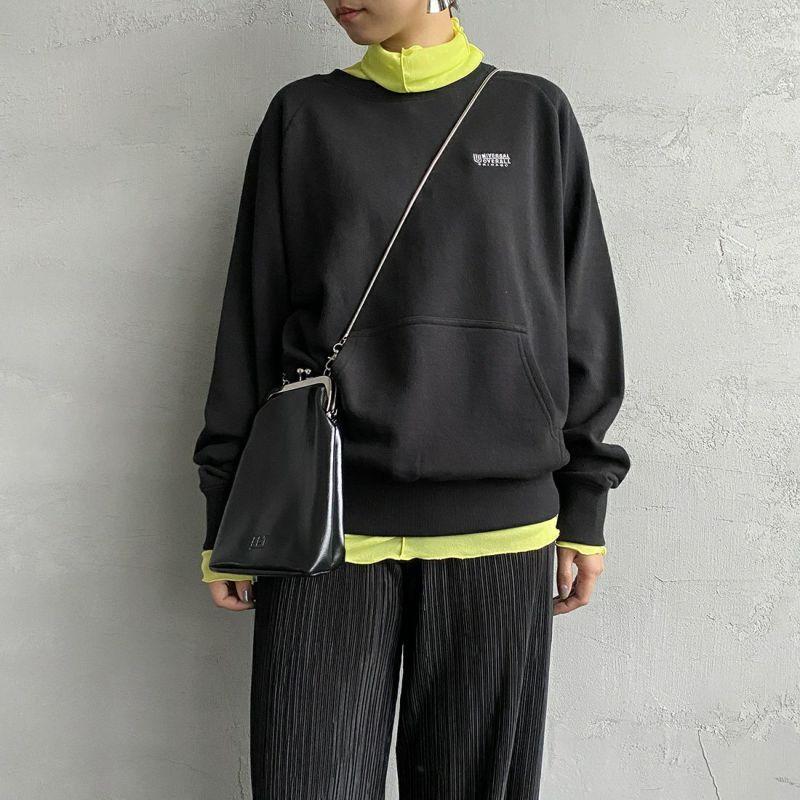 BLACK&&モデル身長:156cm 着用サイズ:F&&