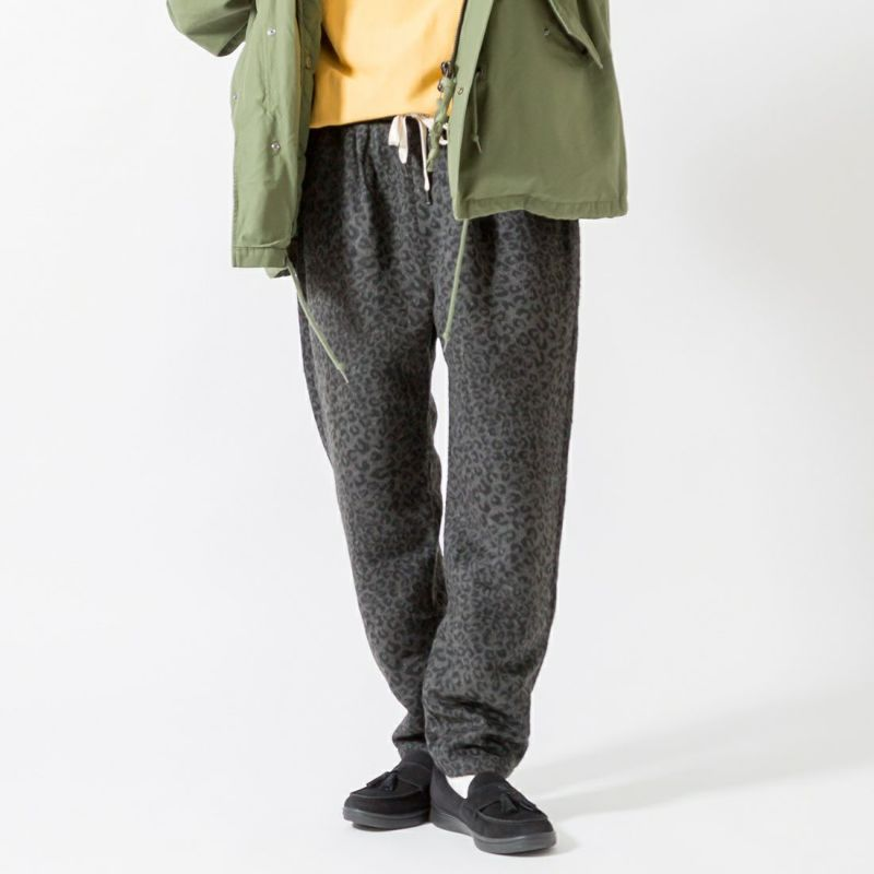 GRY LEO&&モデル身長:175cm 着用サイズ:L&&