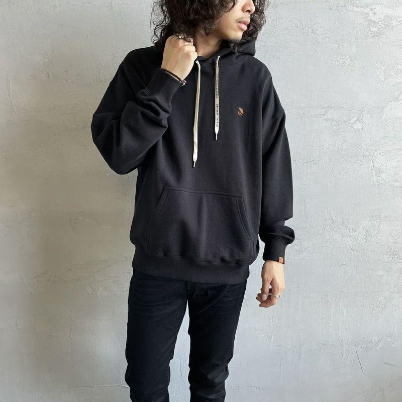 BLACK&&モデル身長:173cm 着用サイズ:L&&