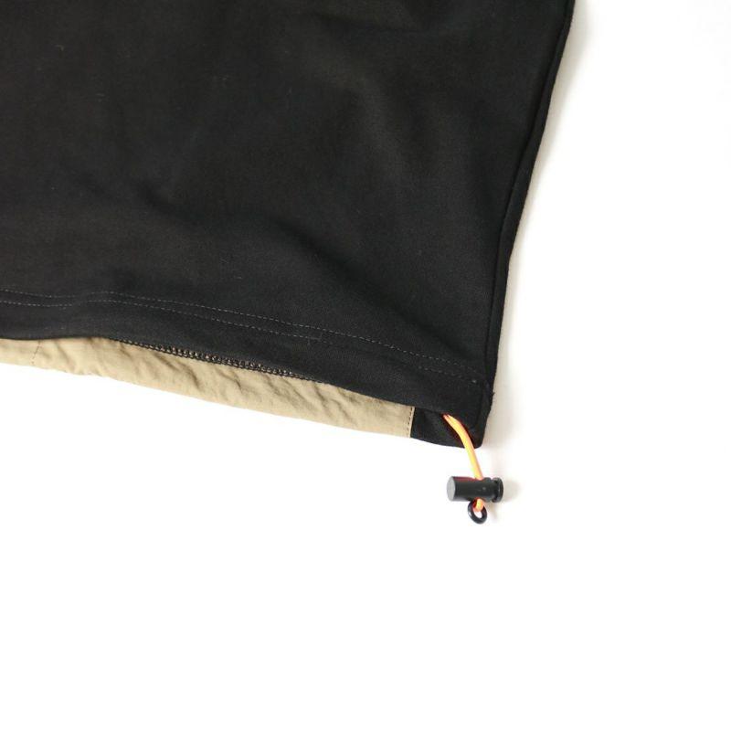 UNIVERSAL OVERALL [ユニバーサルオーバーオール] 別注 エプロンスウェット [U2131232IN-JF] BLACK