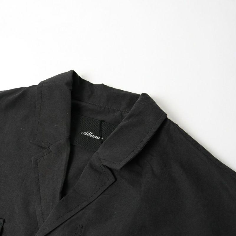 ALLUMER [アリュメール] ミリタリーブルゾン [8170456] 700 BLACK