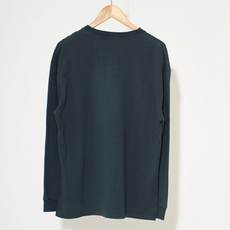 chi-bee×SCREEN STARS [チービー×スクリーンスターズ] CHI-BEE プリントTシャツ [2123-002SSCB-A] BLUE