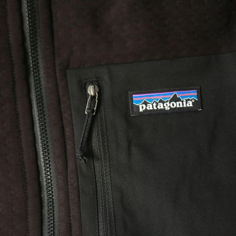 patagonia [パタゴニア] メンズ R2テックフェイス フーディ [83730] BLK