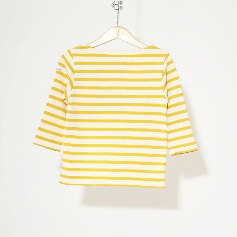 ORCIVAL [オーシバル] コットンロードフレンチバスクシャツ [7912] ECR/KER
