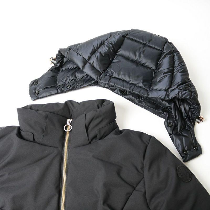 CAPE HORN [ケープホーン] MARGARITA(マルガリータ)ダウンジャケット [12510] 501 BLACK