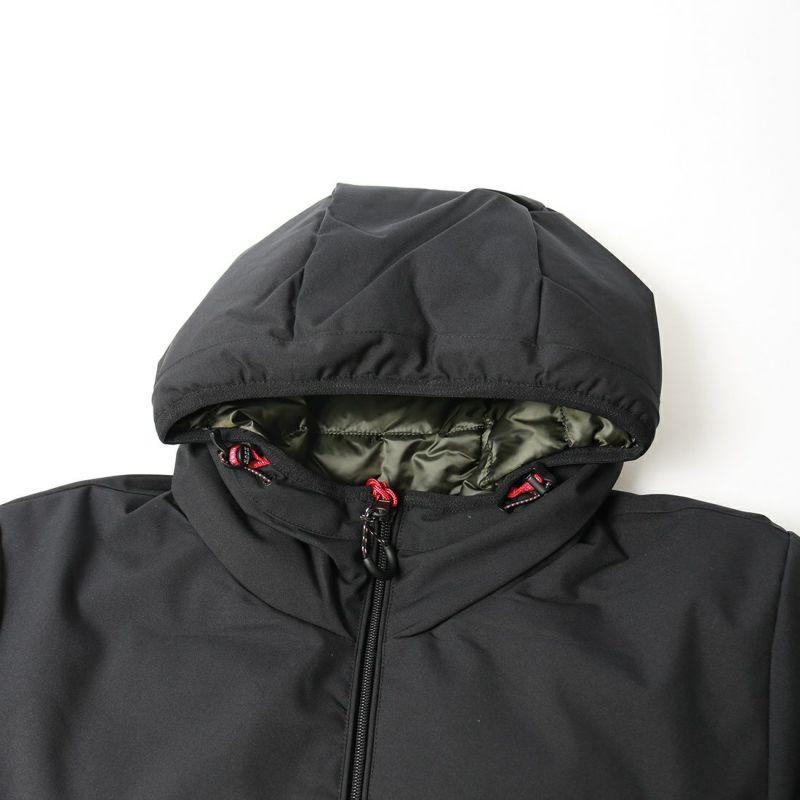 CAPE HORN [ケープホーン] FUERTE(フェルテ)ダウンジャケット [11502] 500 BLACK