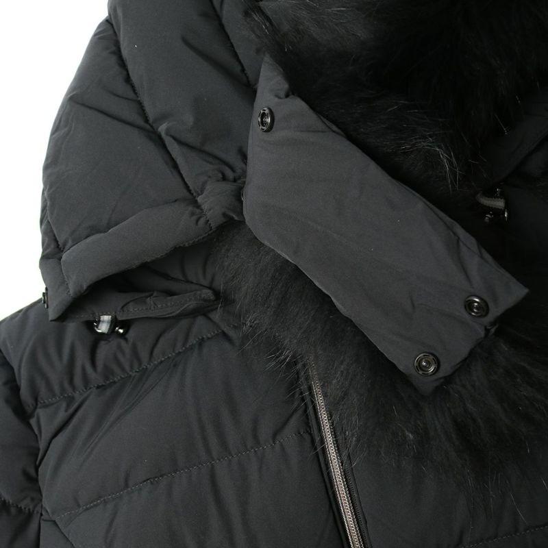 CAPE HORN [ケープホーン] MARUJAMURMASKY(マルジャマーマスキー)ダウンジャケット [12579] 500 BLACK