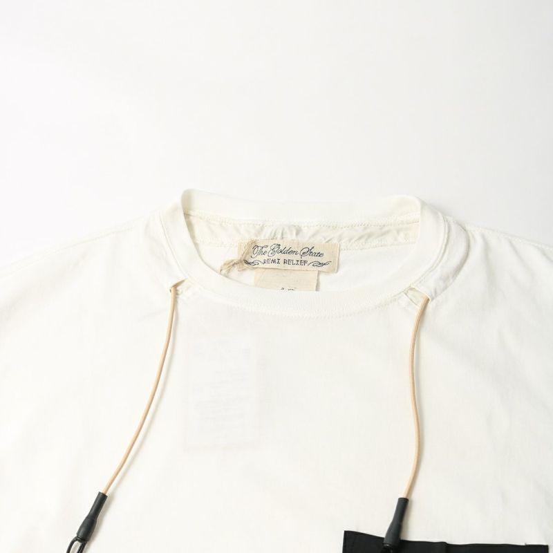 REMI RELIEF [レミレリーフ] BRFストラップ付30天竺ロングスリーブTシャツ [RN22293197] OFF