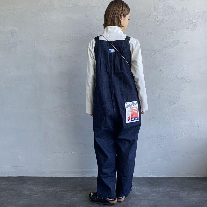 FIDELITY [フィデリティ] 別注 モックネックボーダーロングスリーブTシャツ [TK-1775904-JF] 06 OFF WHT&&モデル身長:163cm 着用サイズ:S&&