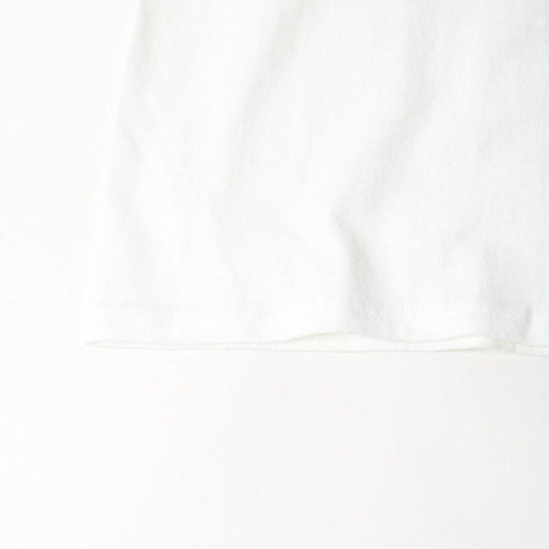 HUF [ハフ] ライトニングローズ ロングスリーブTシャツ [TS01511] WHITE