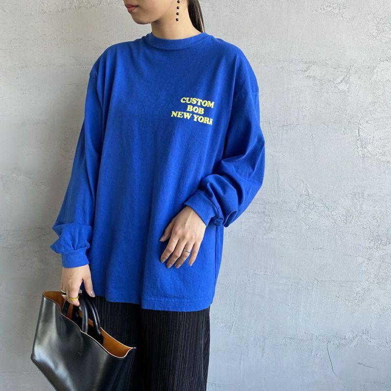 83 BLUE&&モデル身長:156cm 着用サイズ:F&&