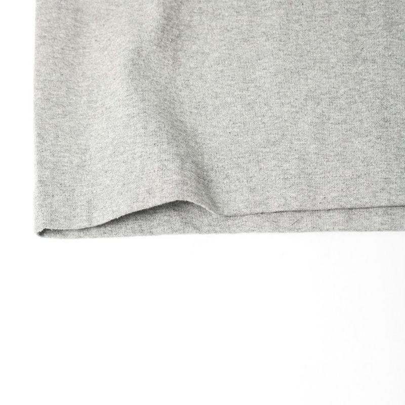SEDAN ALL-PURPOSE [セダン オールパーパス] アーチロゴロングスリーブTシャツ [SD21F-CT07] TOP GRAY