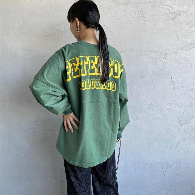 75 GREEN&&モデル身長:156cm 着用サイズ:F&&