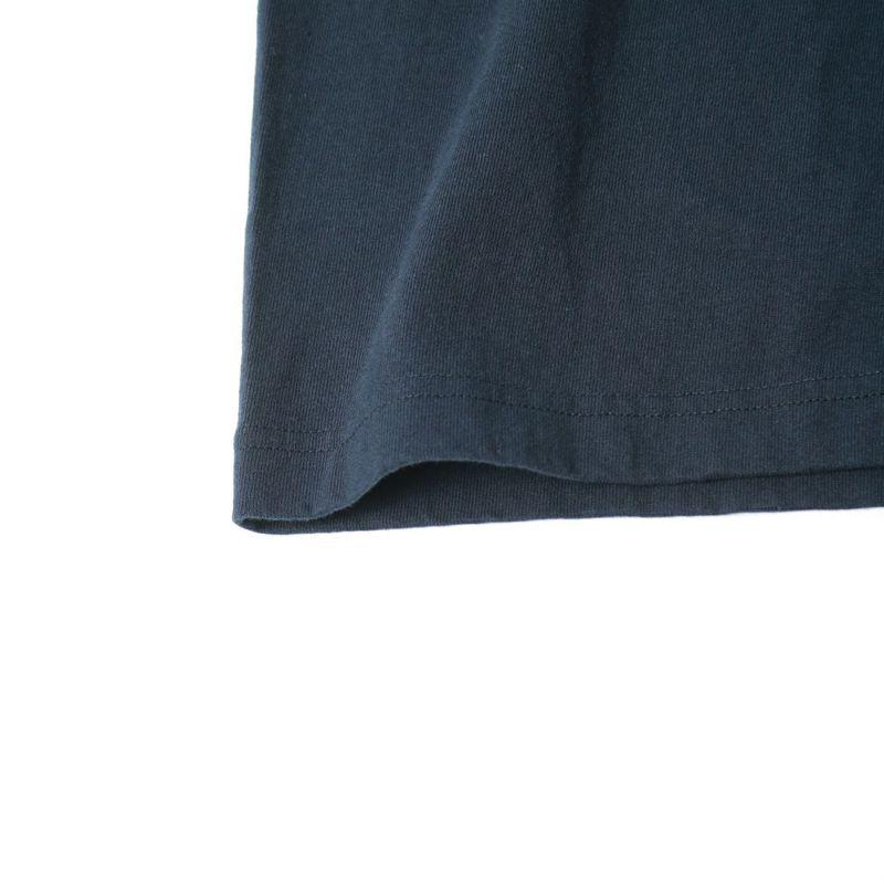 SEDAN ALL-PURPOSE [セダン オールパーパス] スクリプトロゴロングスリーブTシャツ [SD21F-CT06] NAVY