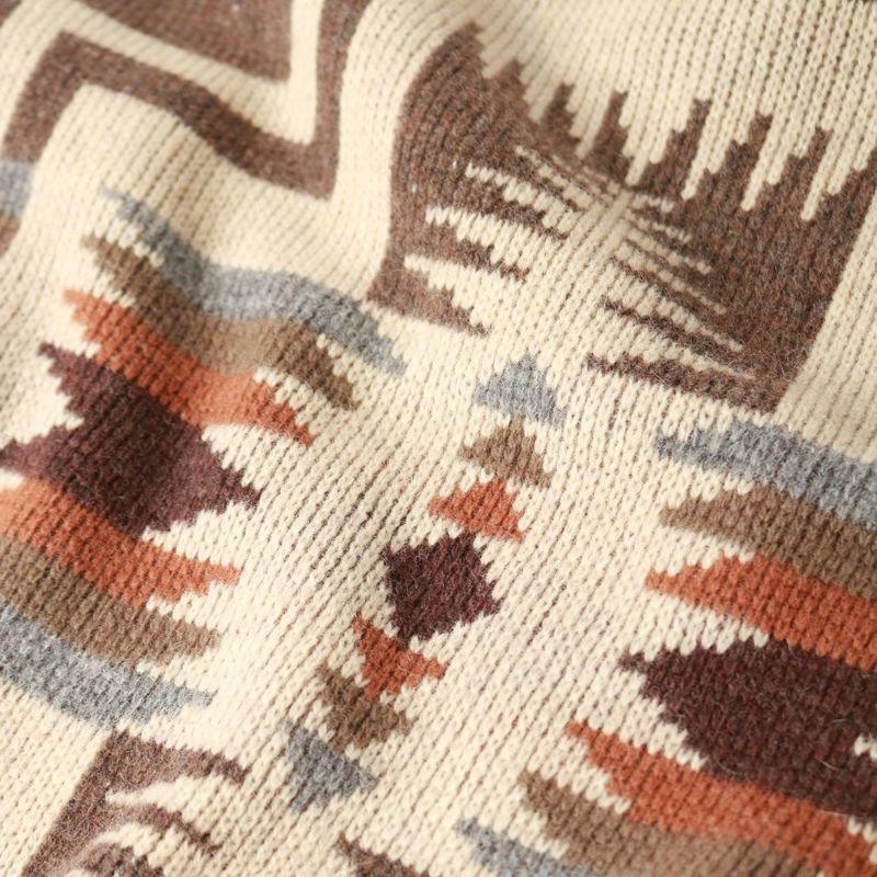 PENDLETON [ペンドルトン] ハイネックワンピース [1575-6101] 13 BROWN